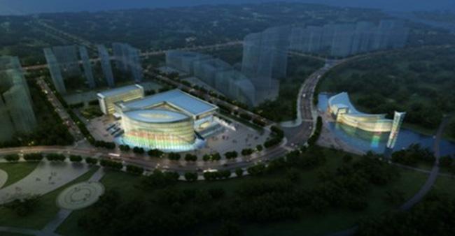 中国(青岛)水文科技馆