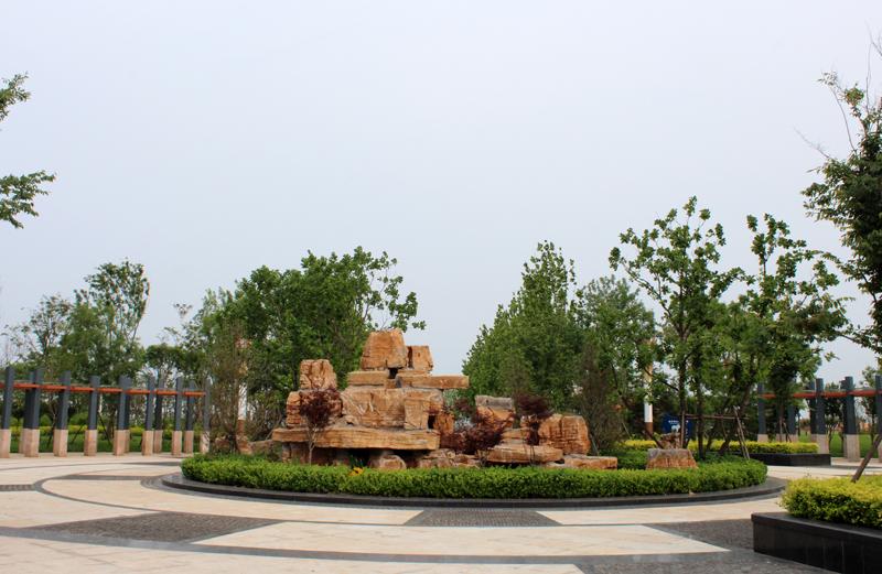 灵山湾旅游度假区——城市阳台--青岛黄岛发展(集团)