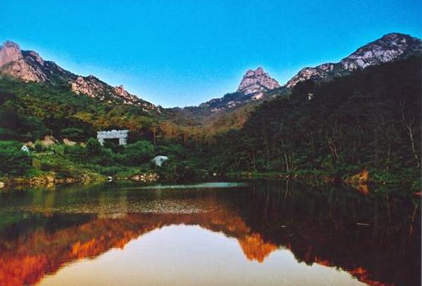 珠山国家森林公园