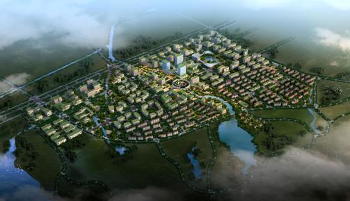深蓝科技城--青岛黄岛发展(集团)有限公司