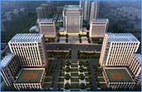 金融广场城市综合体